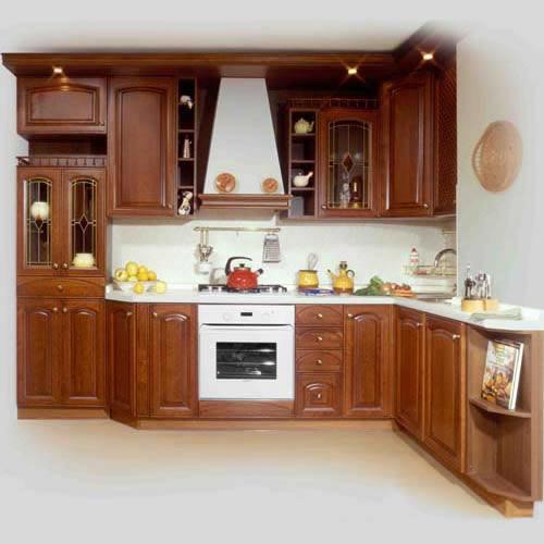 Модерни кухни кухни масив